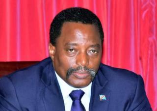 Prezida Joseph Kabila wa RD Congo