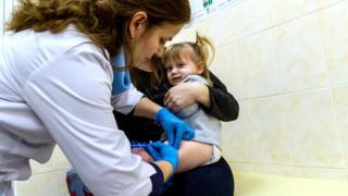 Вакцинація дитини