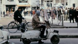 Damascus in the early 70s, not long after Thubron's book about the city was published