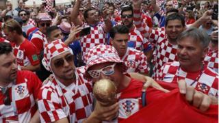 کرواسی تنها کشور استقلال یافته پس از فروپاشی کمونیسم است که به فینال جام جهانی راه یافته است