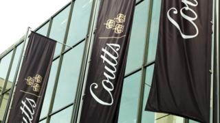 Coutts flags