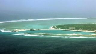 Штучні острови