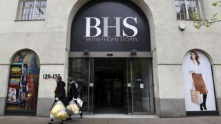BHS headquarters