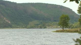 Welsh Water has 87 reservoirs around Wales