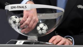 Şampiyonlar Ligi kura