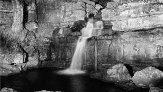 Cliff Beck Falls