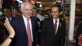 Prime Minister Malcolm Turnbull and President Joko Widodo revive bilateral ties in 2015