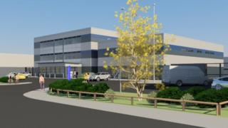 Plans for new police centre