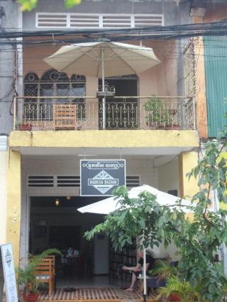 Hotel in Kampot