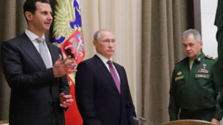 20-ноябрда Сочиде Путин менен Башара Асаддын сүйлөшүүлөрү өтүп, анын жыйынтыгында жакында операцияларды жыйынтыктоо убадаланган эле.
