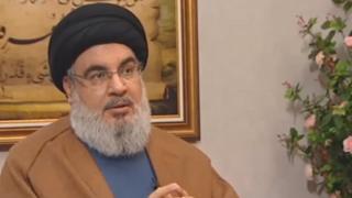 أثارت تصريحات الأمين العام لحزب الله الخشية من مواجهة عسكرية جديدة بين حزب الله وإسرائيل