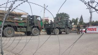 सुंजवान आर्मी कैंप पर चरमपंथी हमला