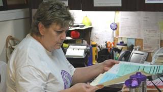 Kathaleen Pittman, administradora de la clínica Hope