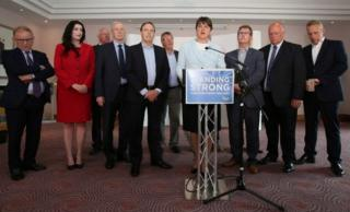 DUP MPs