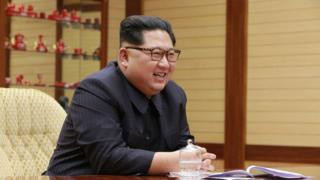 North Korean leader Kim Jong-un meets Chinese envoy Song Tao