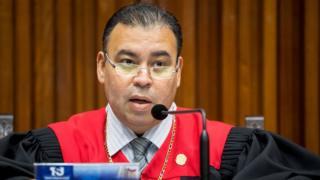 Juan José Mendoza, letrado del Trobunal Supremo de Justicia de Venezuela