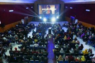 penonton di aceh film festival 2017