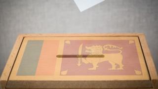 இலங்கை ஜனாதிபதி தேர்தல்