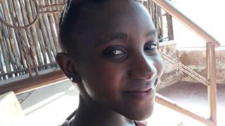 Denis Omondi's daughter Ann