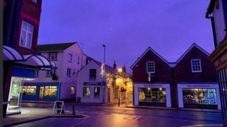 Dorset shops