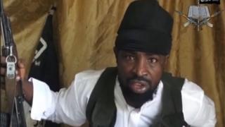Abubakar Shekau (24 March 2014)