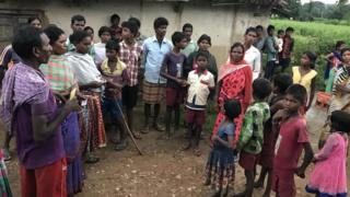 रेहलदाग के ईसाई परिवार