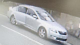 This image of a car has been released by police