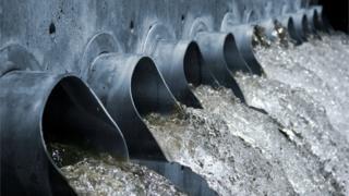 Ein generisches Bild der Wasseraufbereitung
