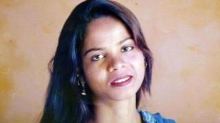Asia Bibi alifungwa mwaka 2010 baada ya kushutumiwa kumkashifu mtume Muhammad