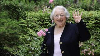 Маржан в возрасте 100 лет