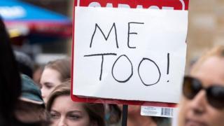 यौन हिंसा का विरोध