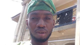 Bhadmus Hakeem be social media celeb for Nigeria wey get e own website