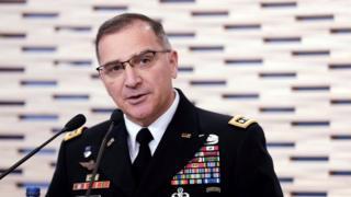 یک ژنرال ارشد ارتش آمریکا از افزایش نفوذ روسیه بر شورشیان طالبان افغانستان سخن گفت