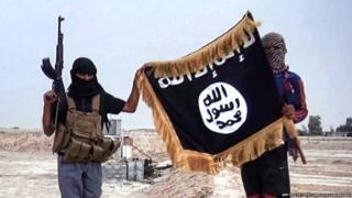ISच्या सैन्याचा फाईल फोटो