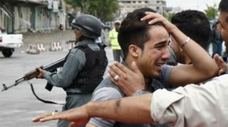 حملات طالبان در کابل