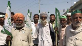 किसान प्रदर्शन हिंसा