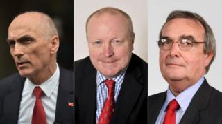 Chris Williamson, Stephen Hepburn, Roger Godsiff (l-r)