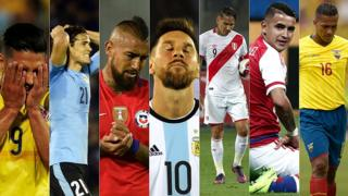 Las siete selecciones que luchan por clasificar a Rusia