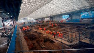 HS2: Costs review 'ongoing' amid reported £30bn overrun