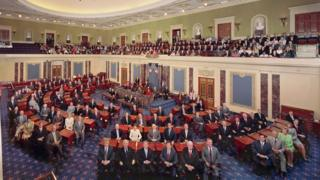 US senate.