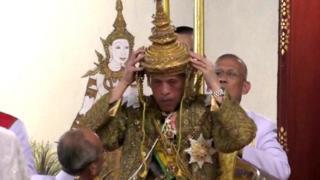 Король Таиланда Маха Вачиралонгкорн (Рама Х) официально вступил на трон 4 мая 2019 года