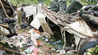 Les accidents sont fréquents sur les routes du Cameroun