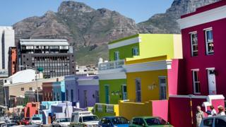 Houses in Bo-Kaap