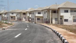 Housing Estate in Enugu
