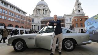 Aston Martin in