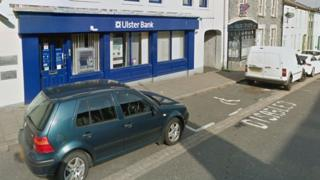 Ulster Bank in Killyleagh