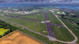 Colerne airfield, Wiltshire
