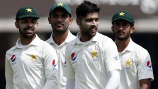پاکستانی کرکٹ ٹیم