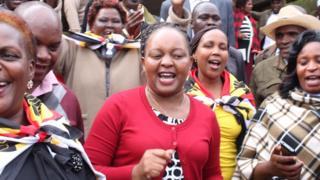 Aliyekuwa waziri wa ugatuzi nchini Kenya Anne Waiguru
