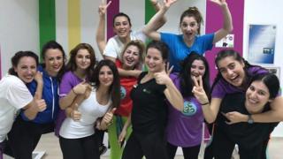 women gym